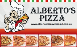 Alberto's Pizza Warragul