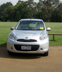 L2P Warragul Nissan Micra Manual Vehicle